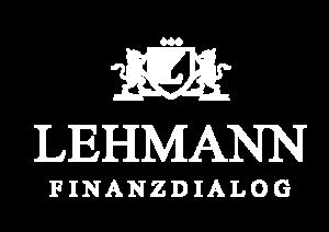 Lehmann Finanzdialog Logo weiss
