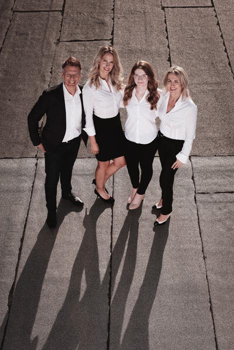 Versicherungsmakler Bochum Teamfoto